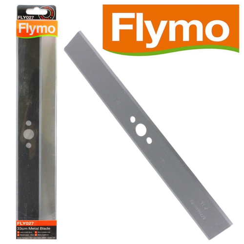 Flymo 33cm FLY027 Hover Compact 330, Easi Glide 330VX, Metal Mower Blade Part Number 511932390